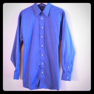 Jos. A. Bank Traveler Collection Dress Shirt